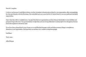 donation letter image