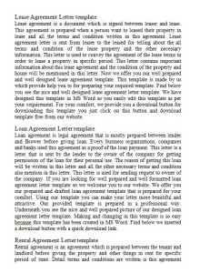 lease agreement letter image