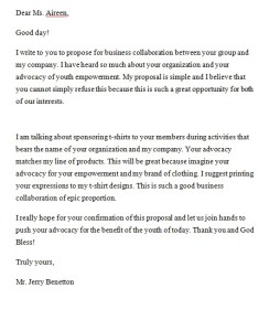 proposal letter image